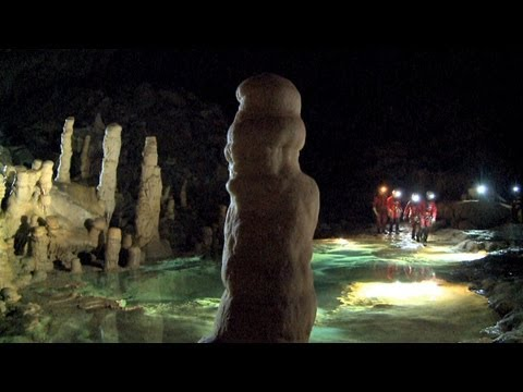 """Caving in the Gouffre Berger - """"Immersion"""" - In the footsteps of Fernand Petzl"""