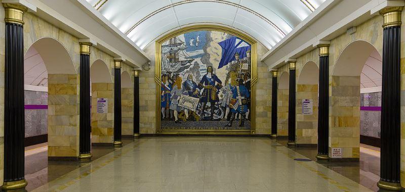 Top 10 tiefste U-Bahn-Station