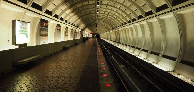 tiefste U-Bahn-Station USA