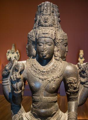 die wichtigsten indischen Götter