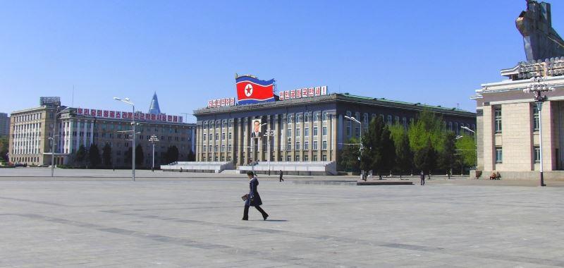 Attraktionen in Pjöngjang