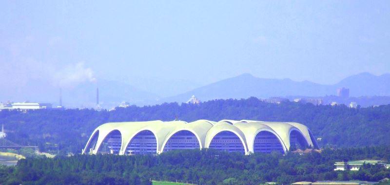 beliebesten Touristen Attraktionen Pjöngjang