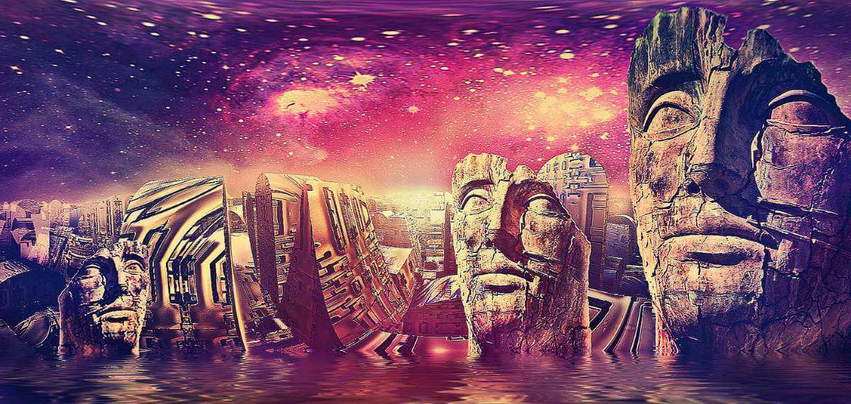 vergessene Zivilisationen