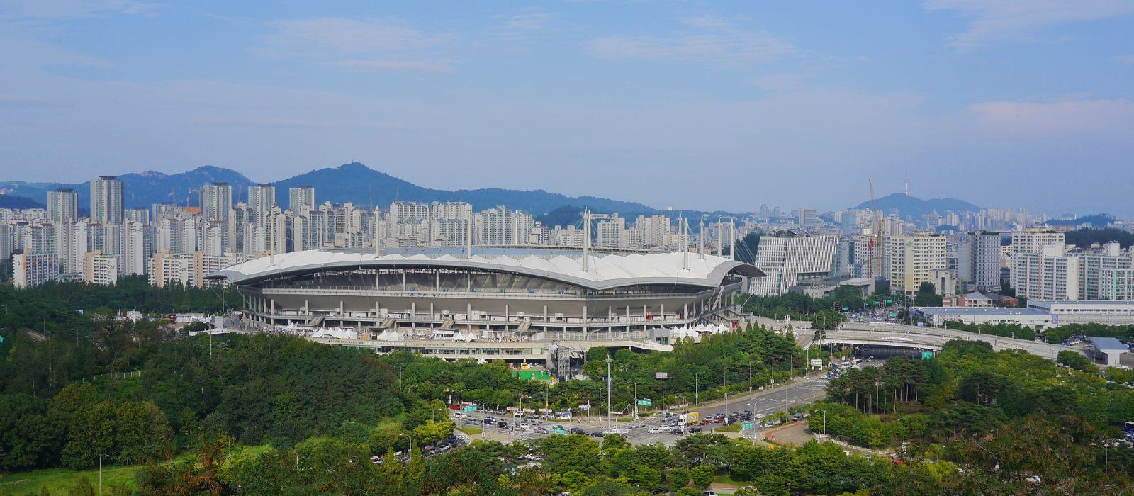Seoul die größten Haupstädte