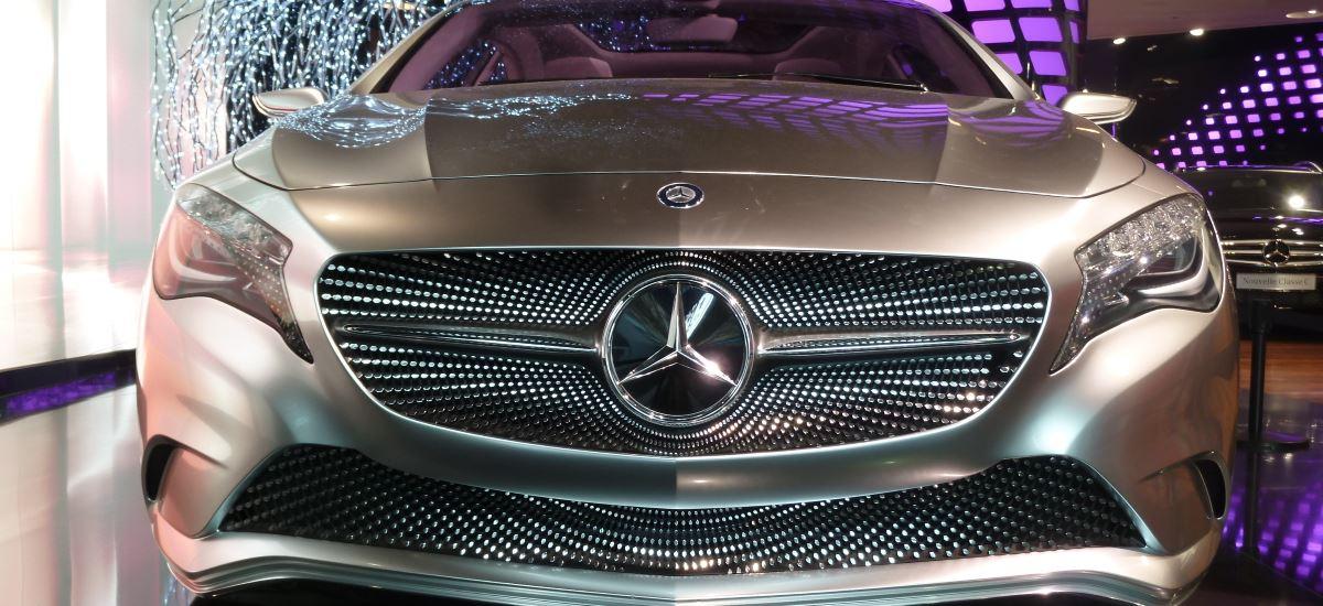 concept car Mercedes deutsche Erfindung