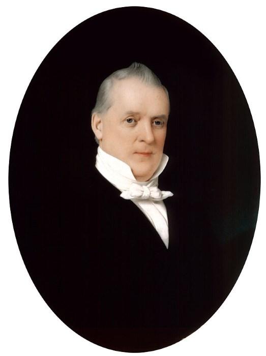 Portrait des Präsidenten