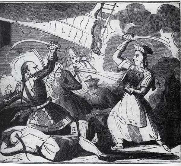 piratenangriff an bord