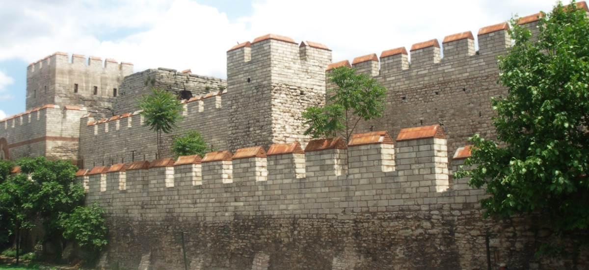 Stadtmauern von Konstantinopel