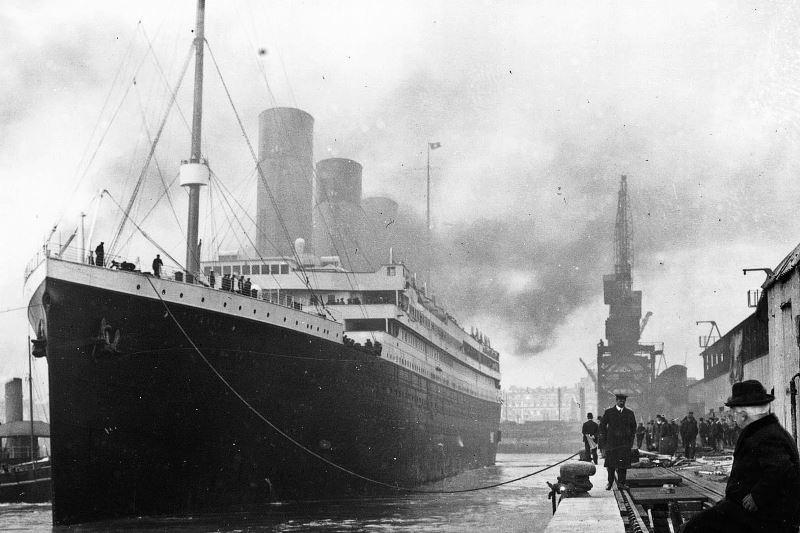 die grössten Schiffe aller Zeiten