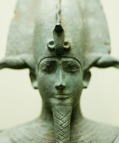 Gott der Unterwelt Osiris
