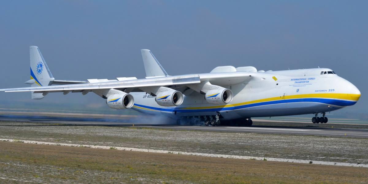das grösste flugzeug der welt