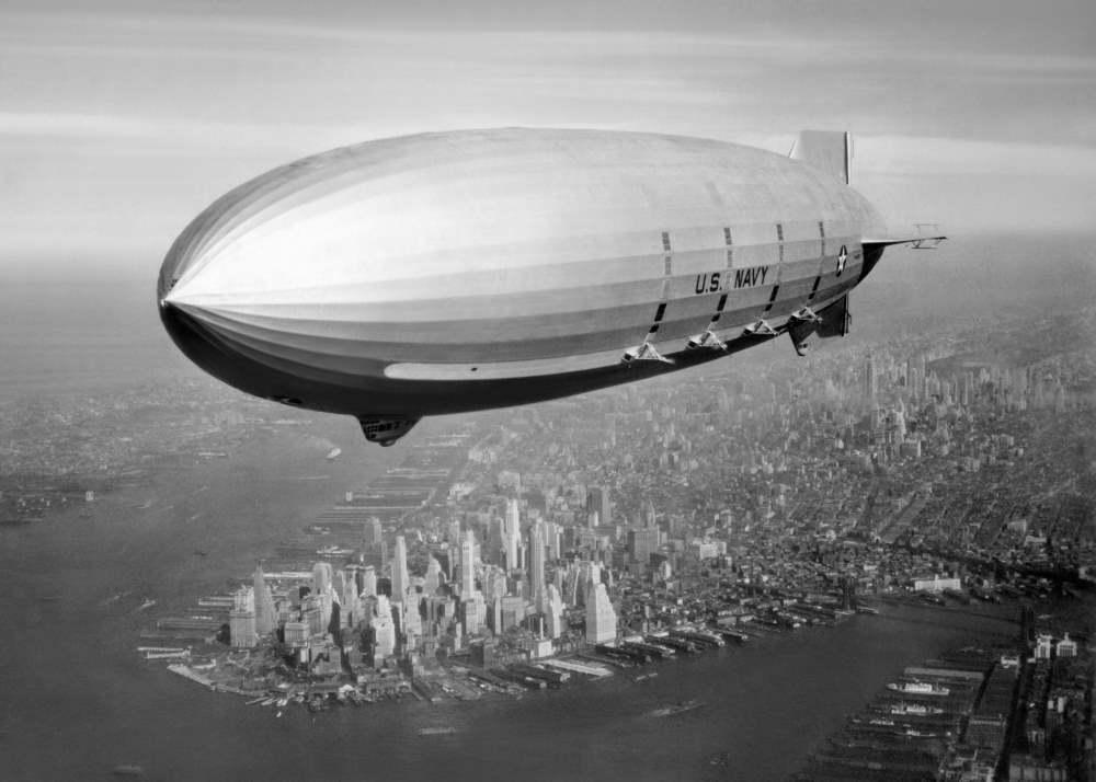 die grössten Zeppeline