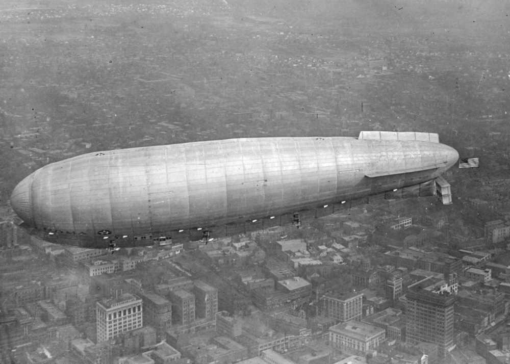 grössten Zeppeline
