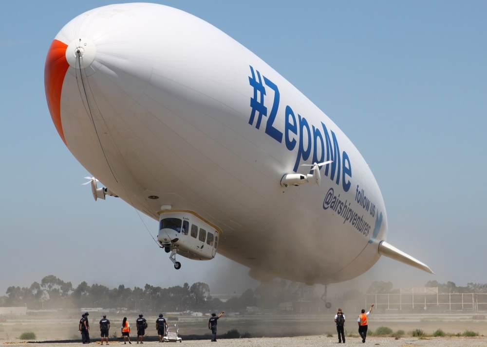 grösster moderner Zeppelin